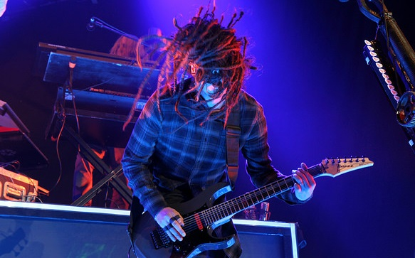 Guitar Playing Tips for Beginniners Korn Graphic