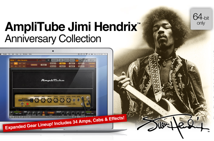 Jimi Hendrix Amp Settings