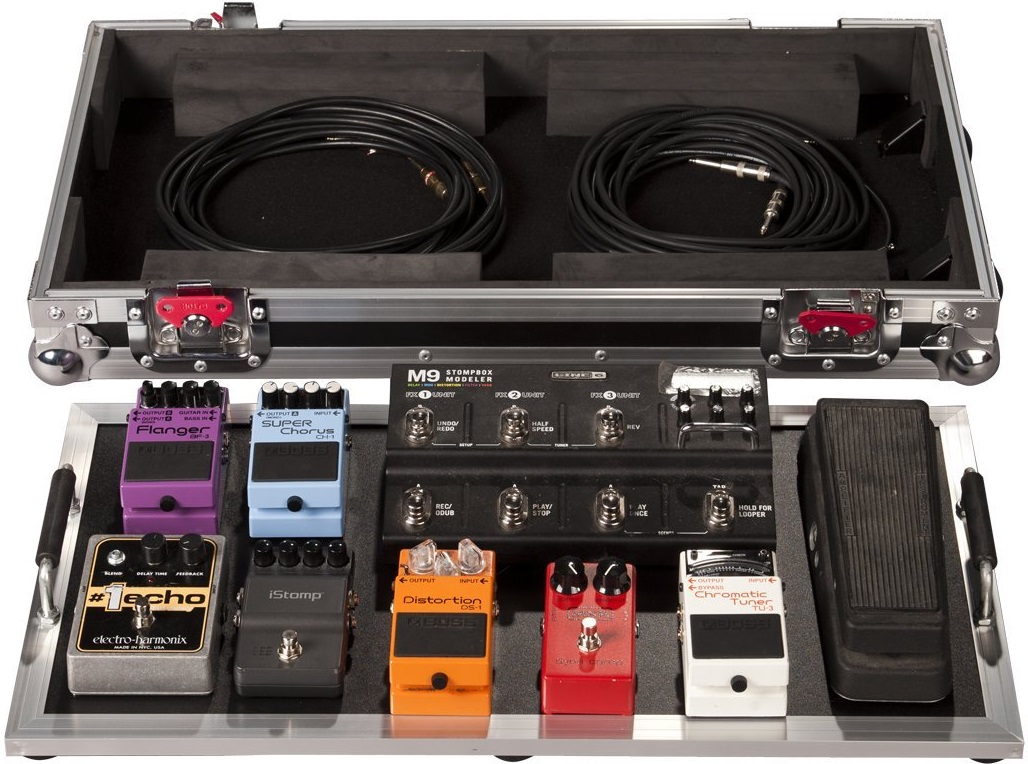Gator Cases Photo for Best Pedalboards Article