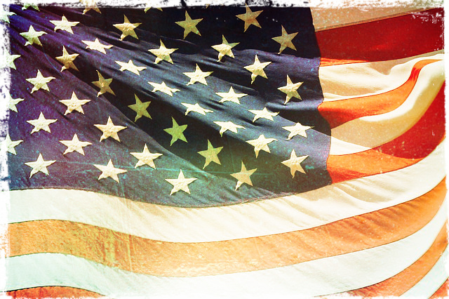 Guitar Star Spangled Banner