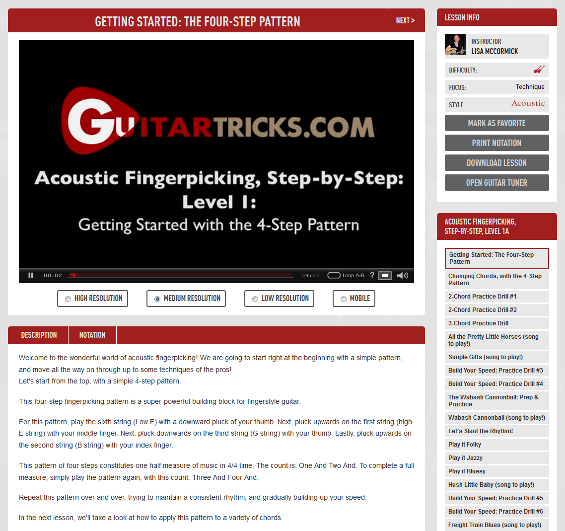 Guitar Tricks Review An Honest And Thorough Look