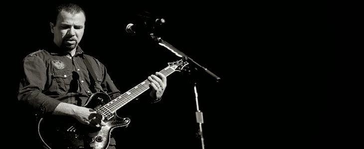 Why Godsmack's Tony Rombola Sounds Awesome