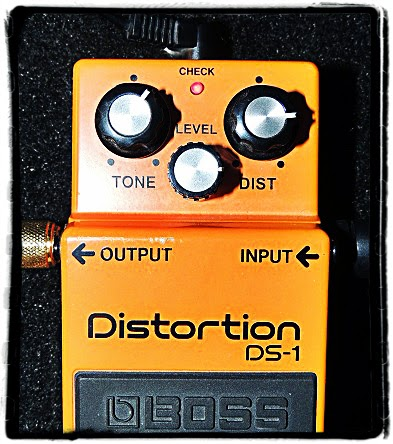True Blues Amp Settings with a Boss DS-1 Distortion Pedal