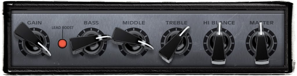 Amp Settings for Adam Jones of Tool