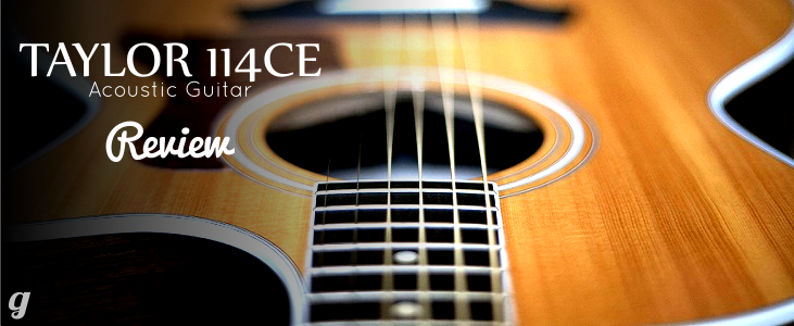 Taylor 114CE Review: Grand Auditorium Acoustic Guitar