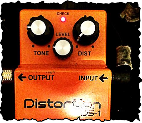Boss DS-1 Distortion Settings