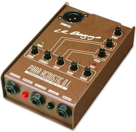 LR Baggs Acoustic D.I. Box