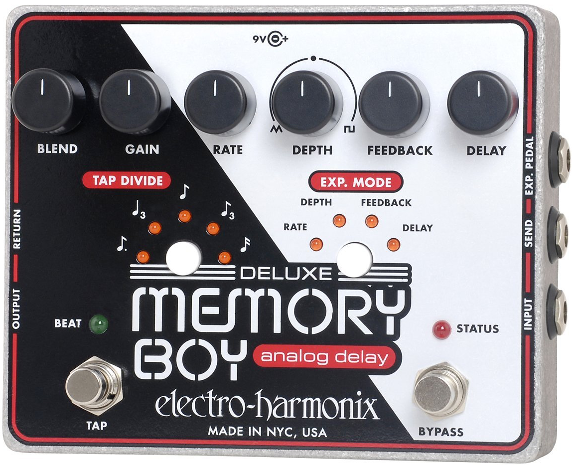 Roundup Of 7 Best Delay Pedal Options Guitar Chalk Article Analog And Mixed Signal An Accurate Circuit6348 11