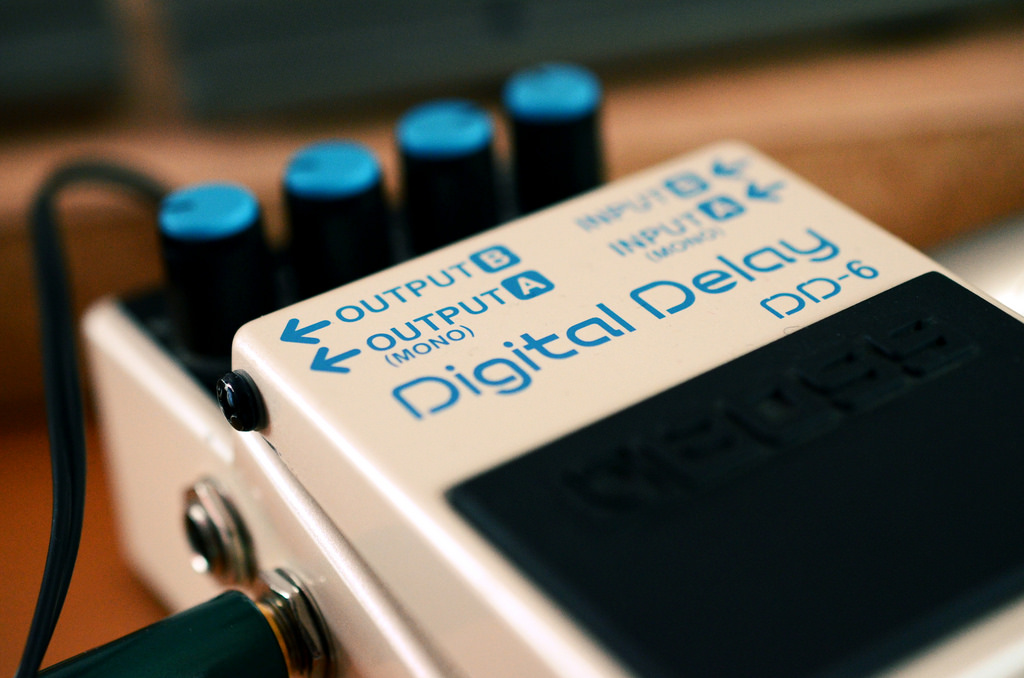 Best Delay Pedal(5)