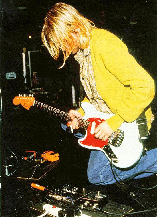 Kurt Cobain Amp Settings