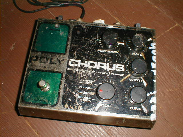 Kurt Cobain Amp Settings: Chorus & Distortion Edition