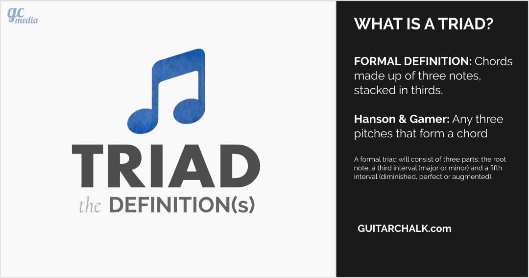 triad definition (5)