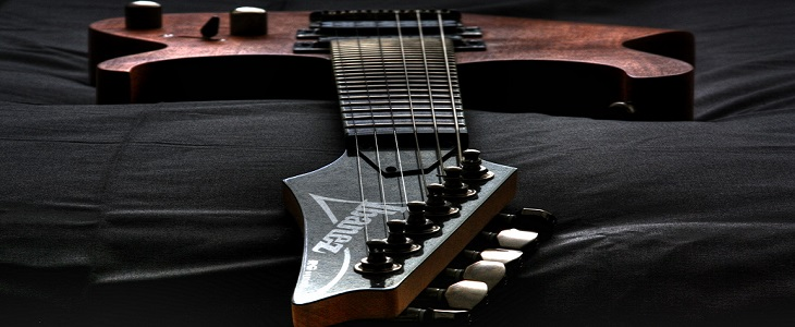 8 Best Guitars For Shredding And Metal Guitar Chalk