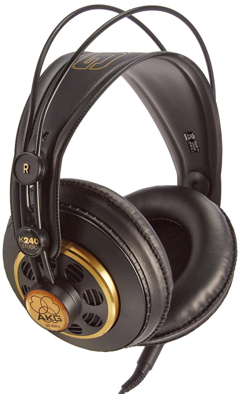 AKG k240 Studio Headphones for Music Production