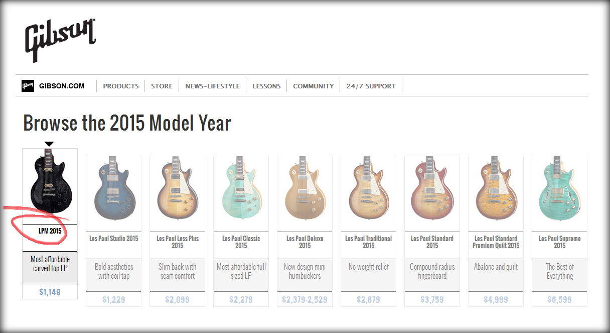 7 cheap gibson guitars new les paul and sg roundup