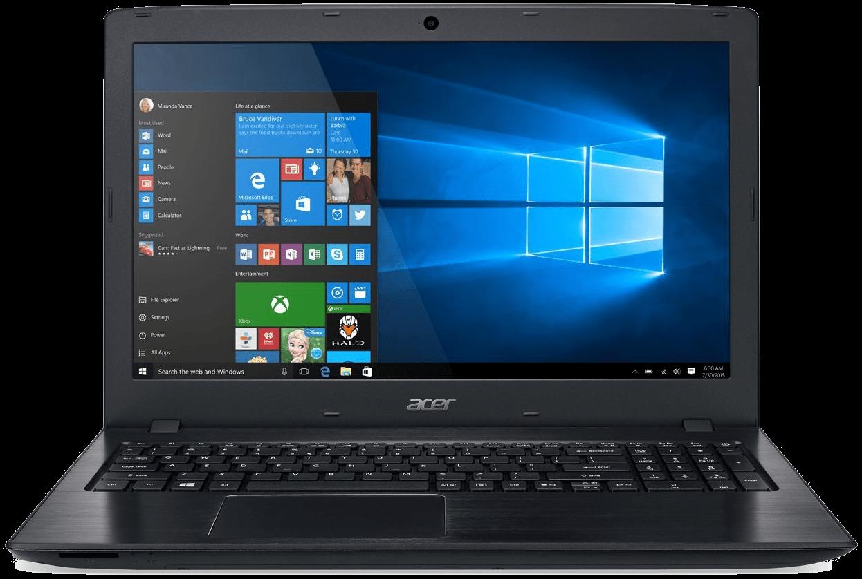 Acer E15 Music Production Laptop