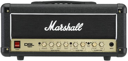 Marshall 15W Tube Amp