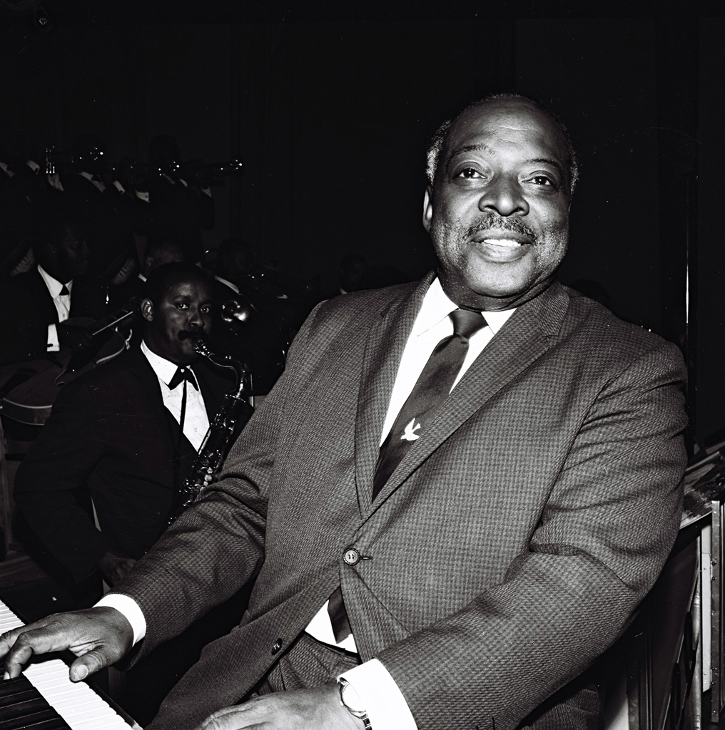 Count Basie Live