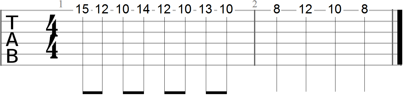 Guitar Exercises 102