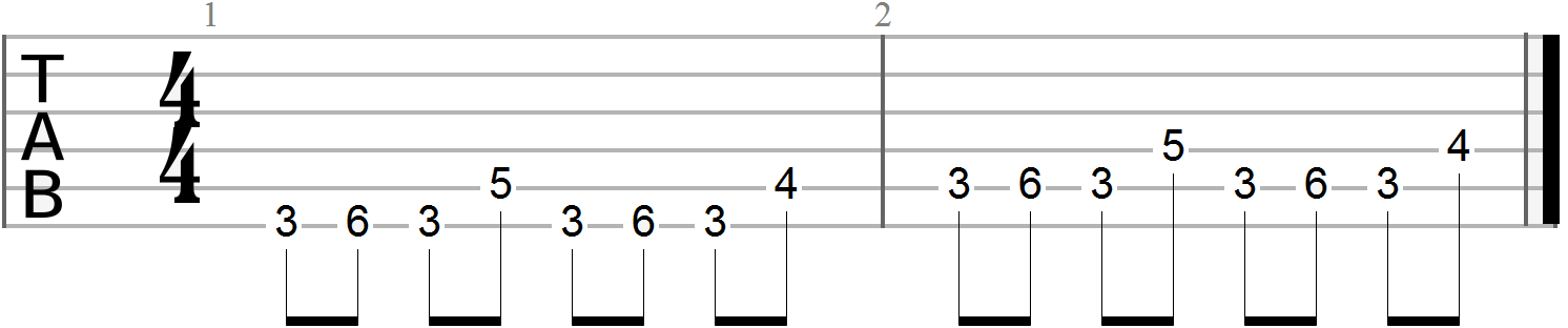 Guitar Exercises 109