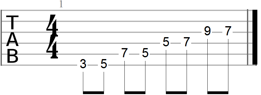 Guitar Exercises #11