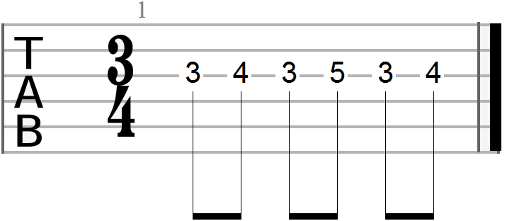 Guitar Exercises 110