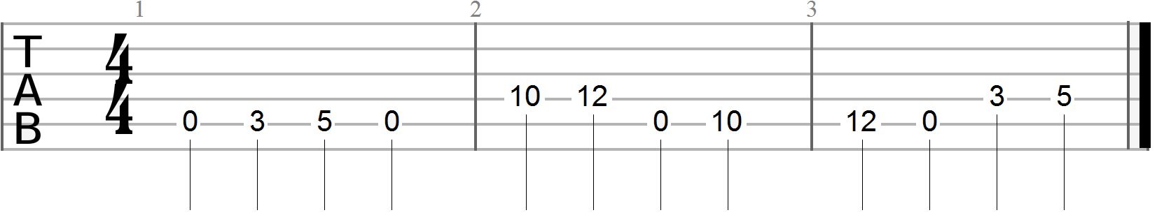 Guitar Exercises #13
