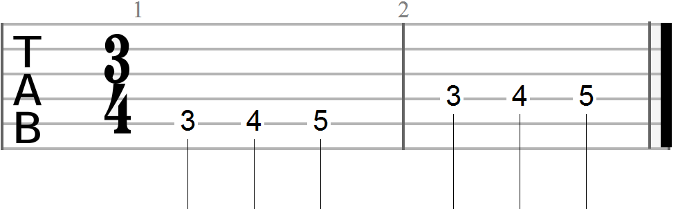 Guitar Exercises 136