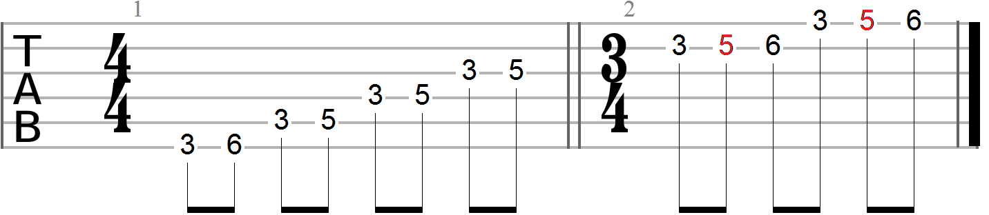 Guitar Exercises 138