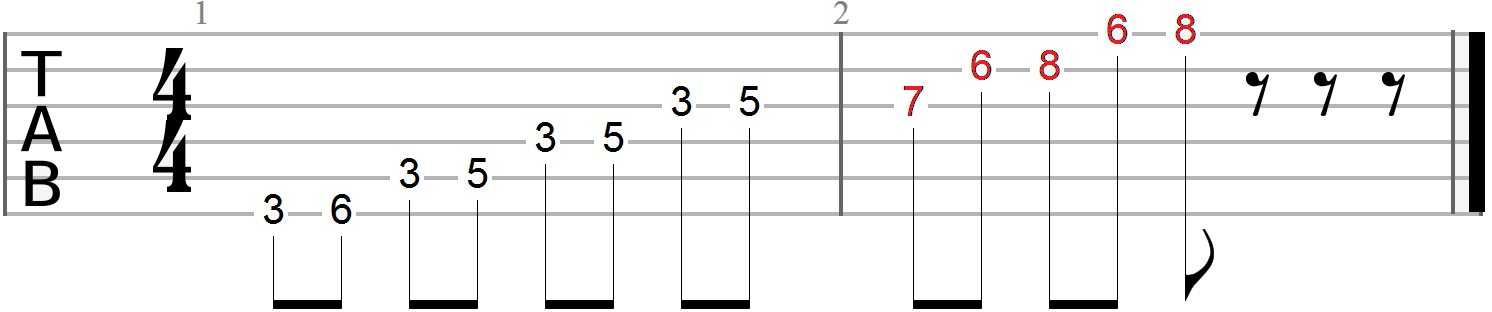 Guitar Exercises 139
