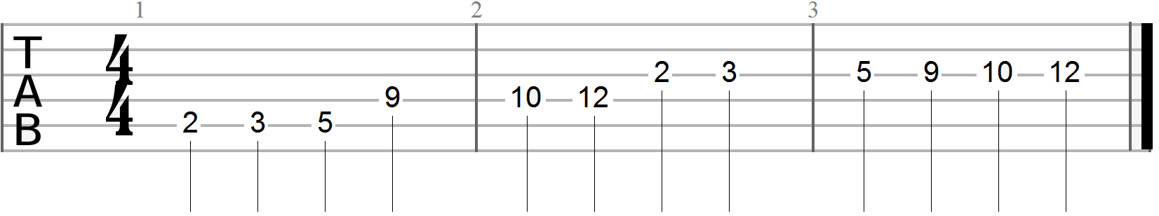 Guitar Exercises #15