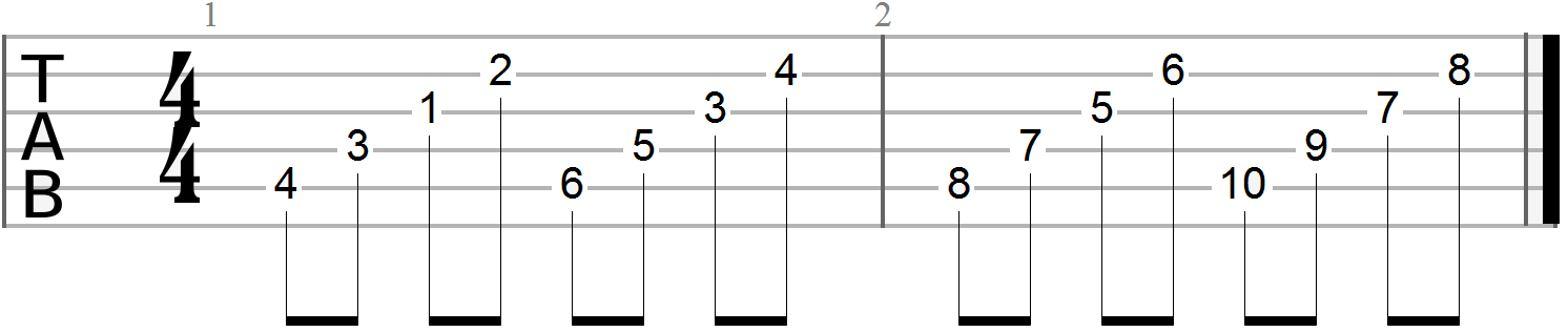 Guitar Exercises (21)