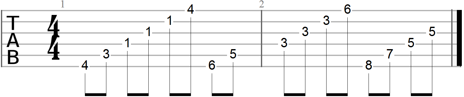 Guitar Exercises (24)