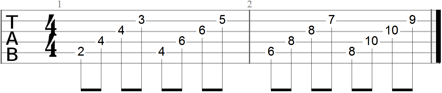 Guitar Exercises (25)