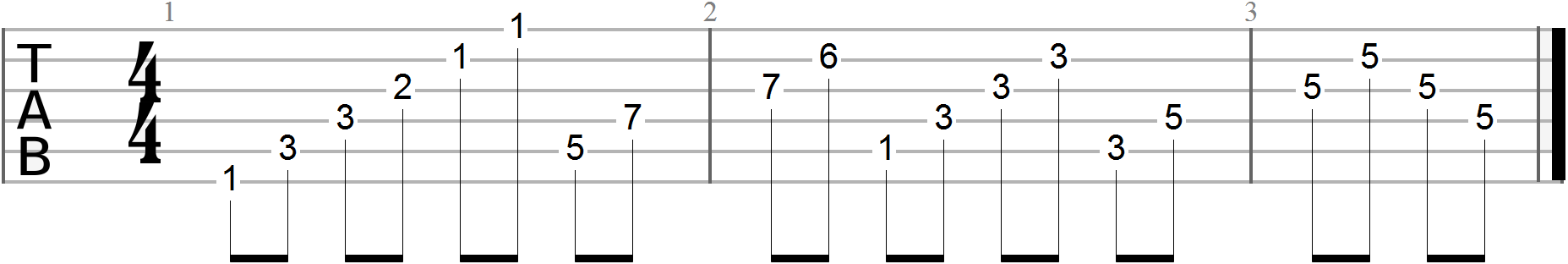 Guitar Exercises (32)