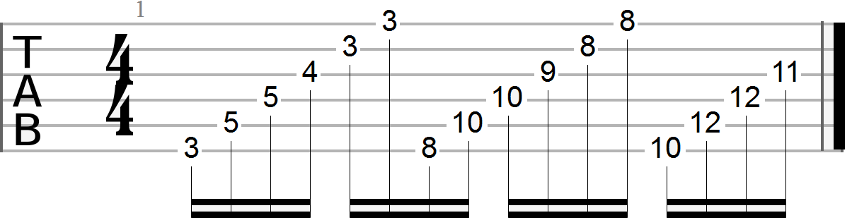 Guitar Finger Exercises (38)