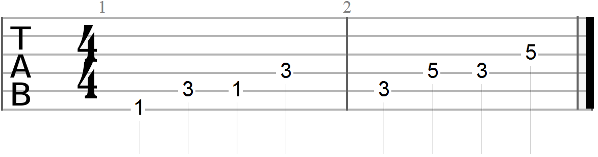 Guitar Finger Exercises (39)