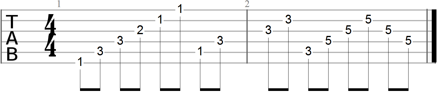 Guitar Finger Exercises (40)