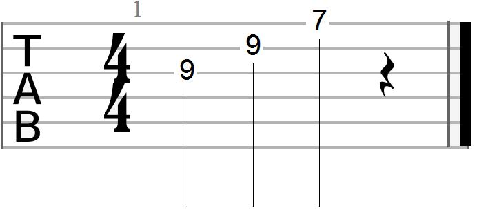 Guitar Finger Exercises (45b)