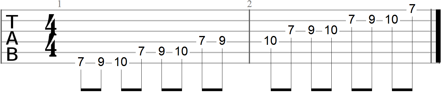Guitar Finger Exercises (53)