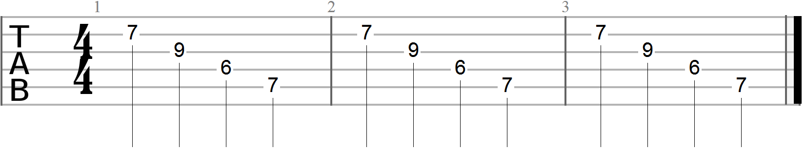 Guitar Finger Exercises (65)