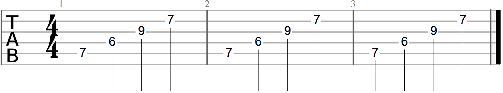 Guitar Finger Exercises (66)