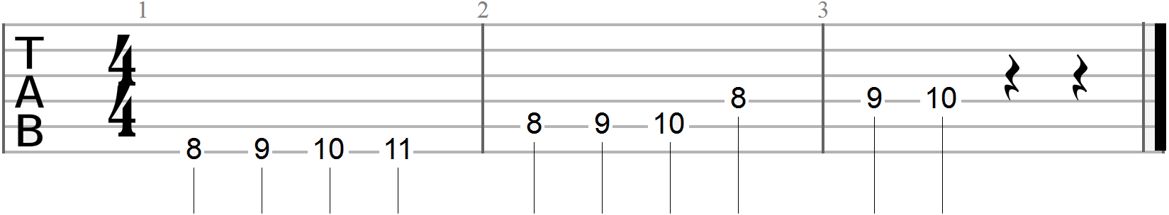 Guitar Finger Exercises (73)