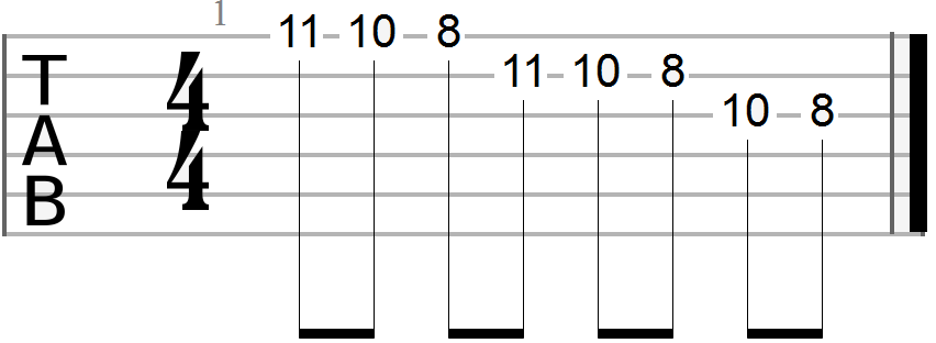 Guitar Finger Exercises (77)