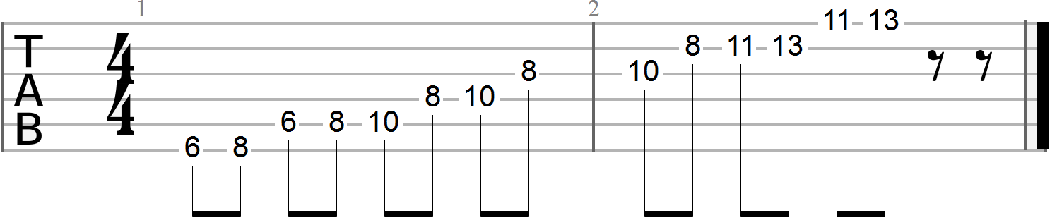 Guitar Finger Exercises (79)