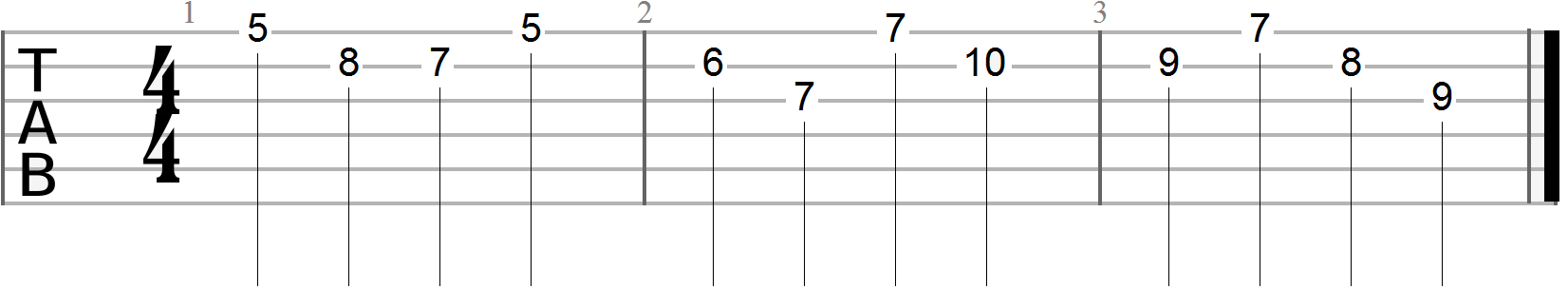 Guitar Finger Exercises (85)