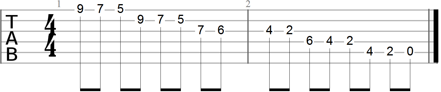 Guitar Finger Exercises (87)