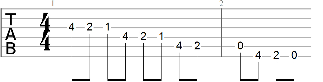 Guitar Finger Exercises (89)