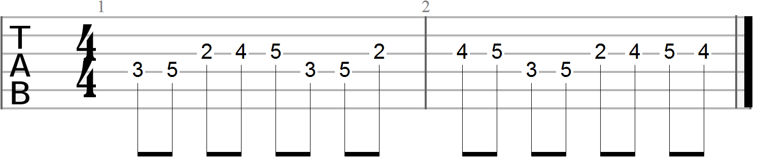 Guitar Finger Exercises (93)