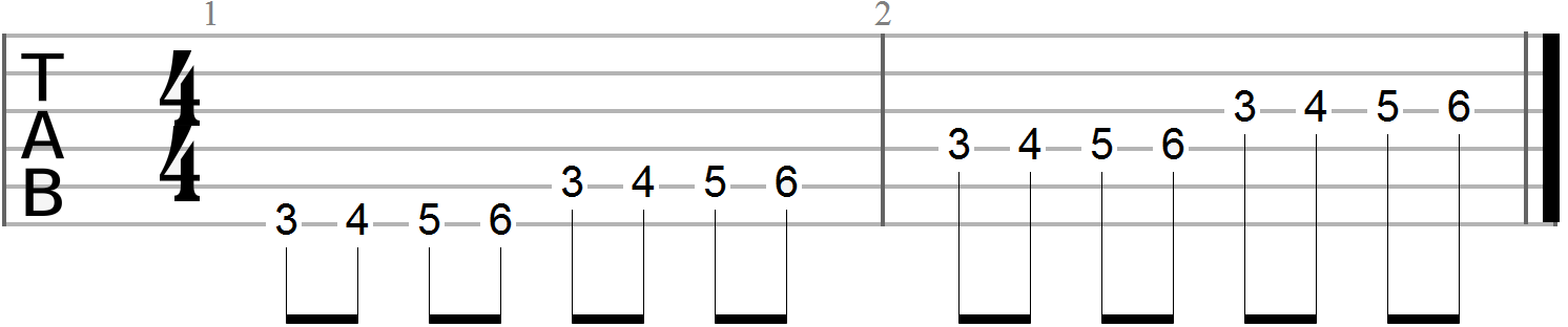 Guitar Finger Exercises (98)